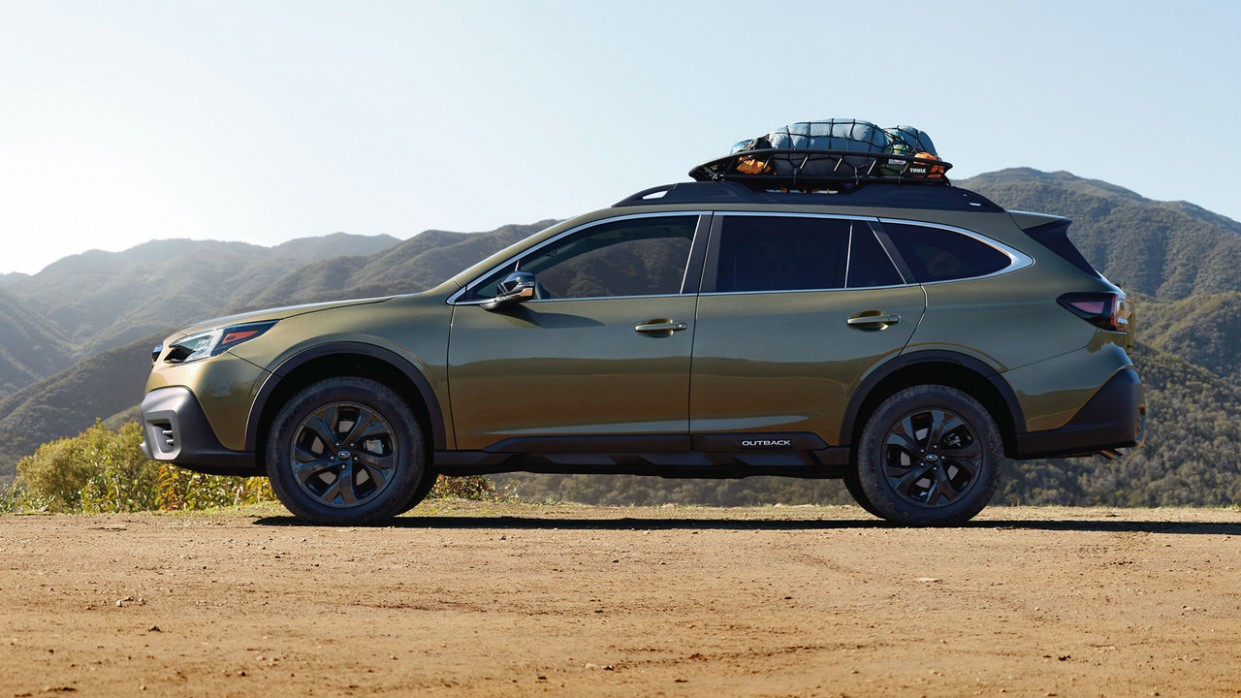 3 Cool Things: 3 Subaru Outback - 2021 Subaru Outback