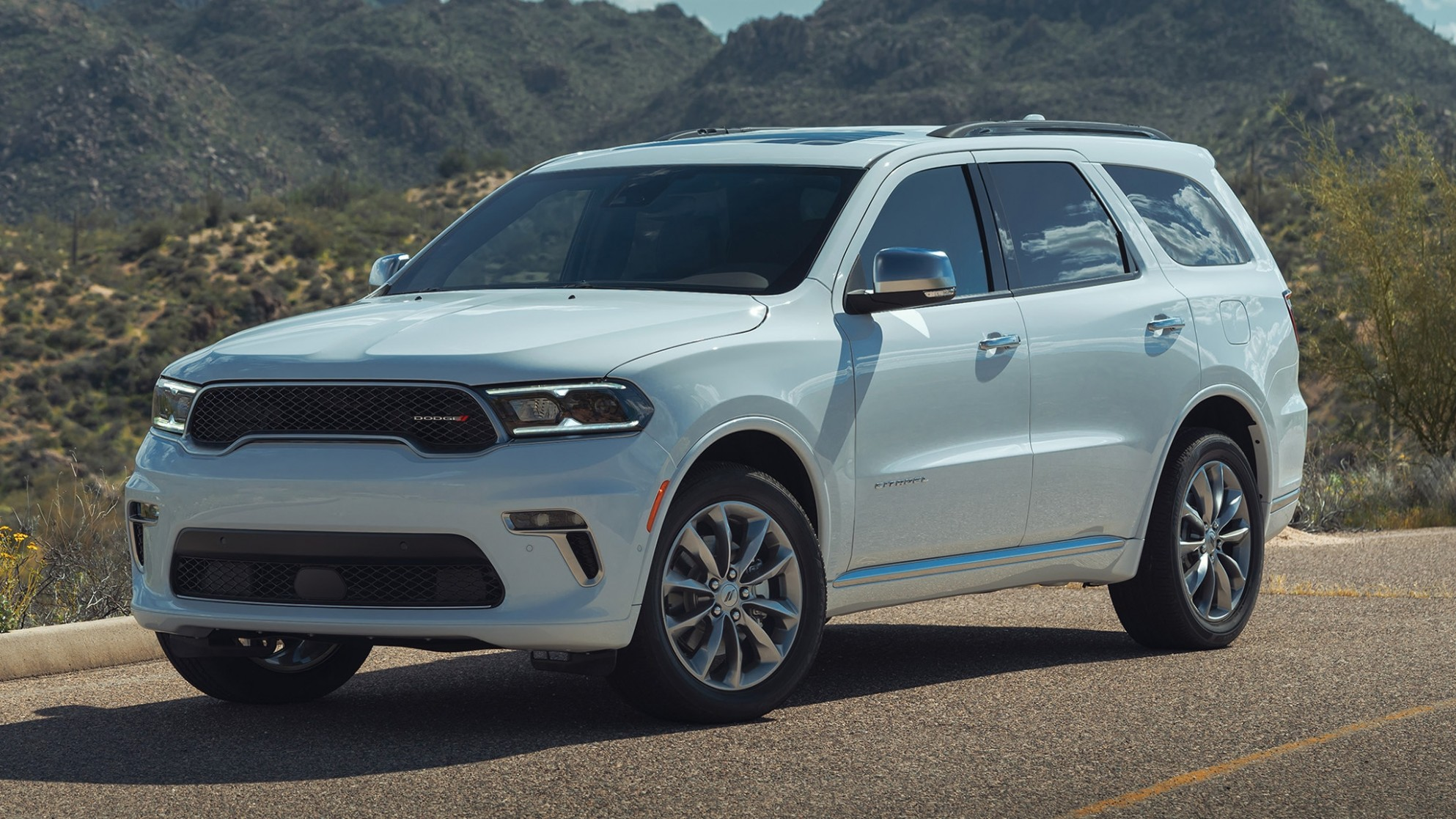 3 Dodge Durango First Look: Not New, but Improved - Ford Durango 2021