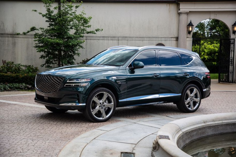 3 Genesis GV3 SUV looks to deliver asterisk-free modern luxury