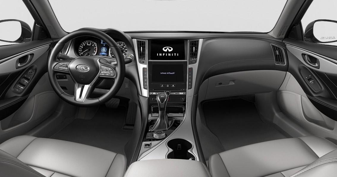 3 INFINITI Q3 Sedan Colors & Pictures INFINITI USA - 2021 Infiniti Q50 Interior
