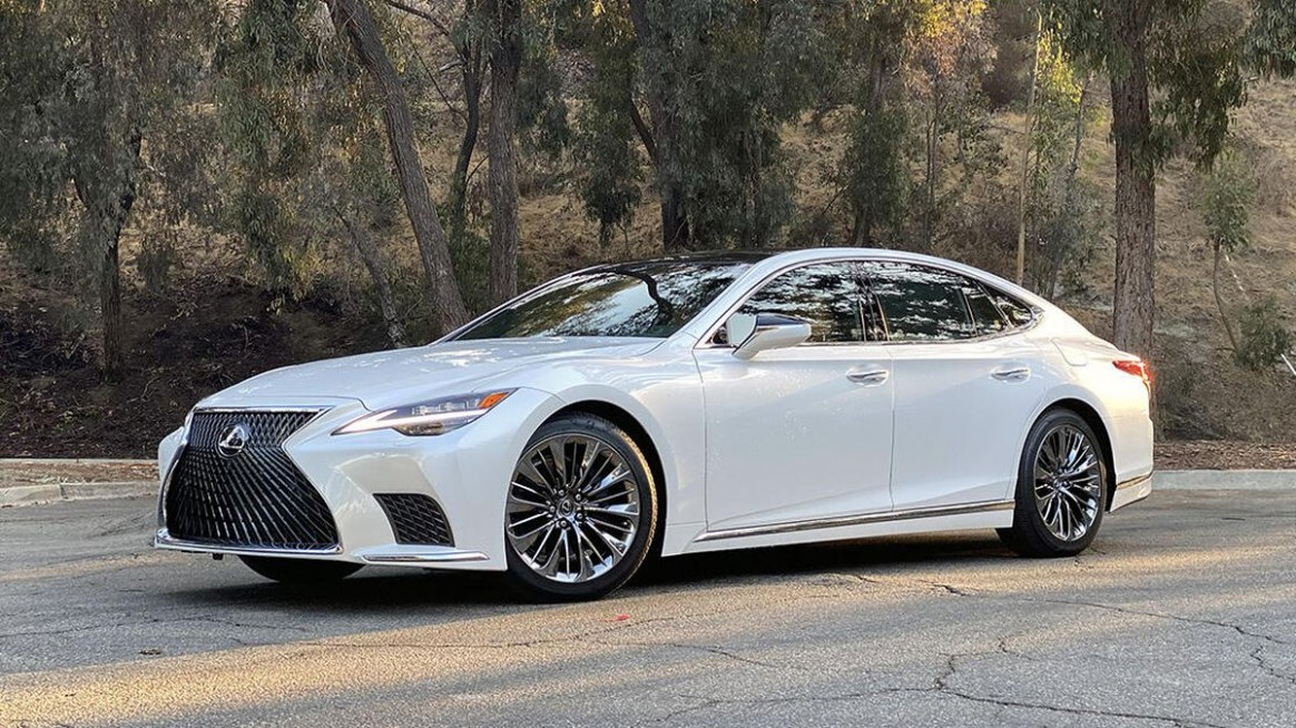 3 Lexus LS 3 first drive review: Thanks for the touchscreen - 2021 Lexus Ls 500 V8