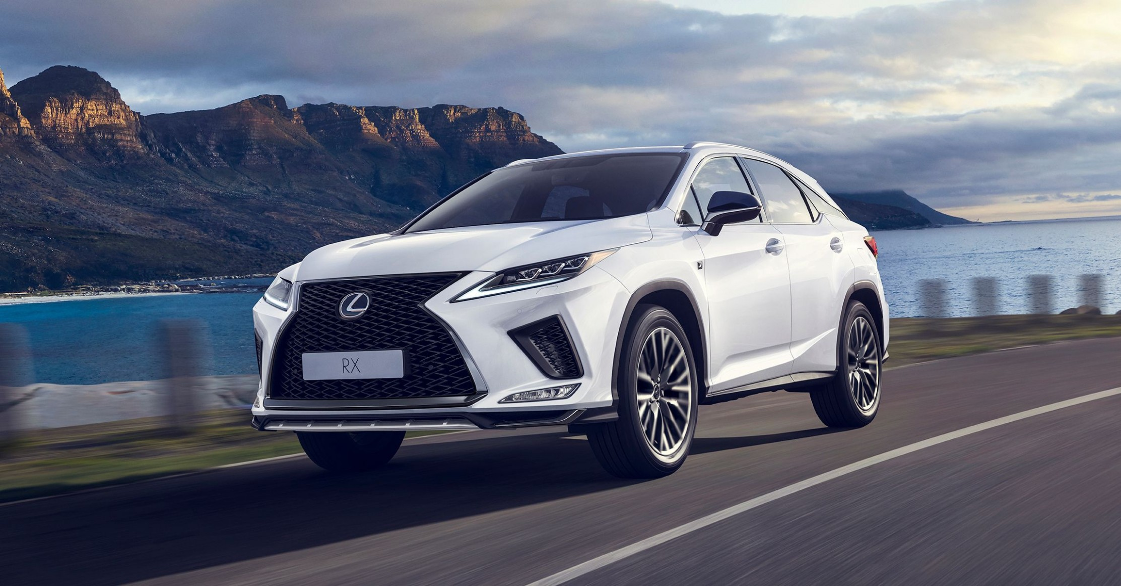 3 Lexus RX Review, Pricing, and Specs