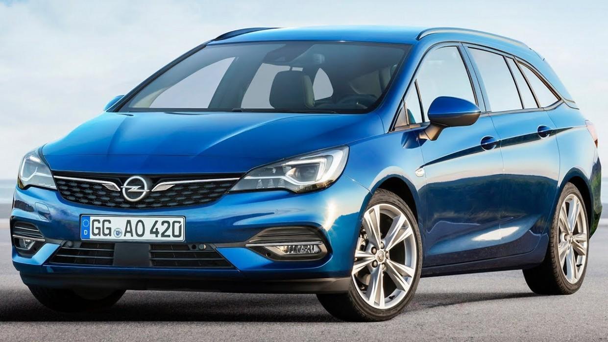 3 Opel Astra Sports Tourer – Design, Driving & Sound