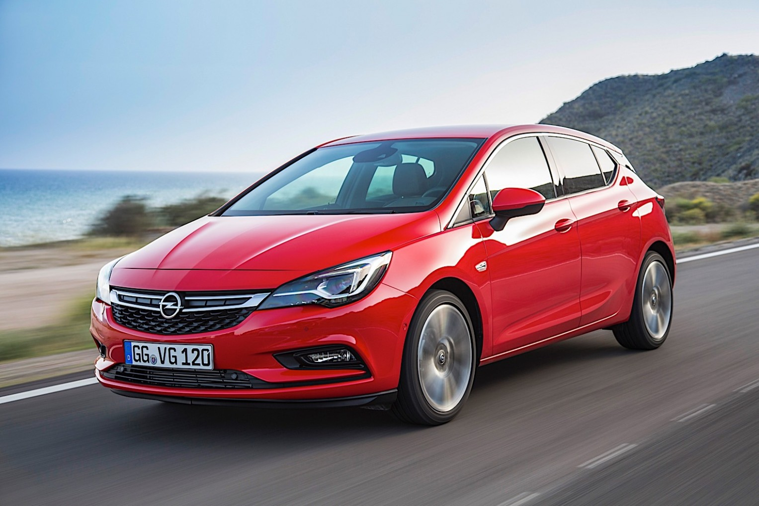 3 Opel Astra Will Have Peugeot Platform and Up to 3 HP - New Opel Astra 2021