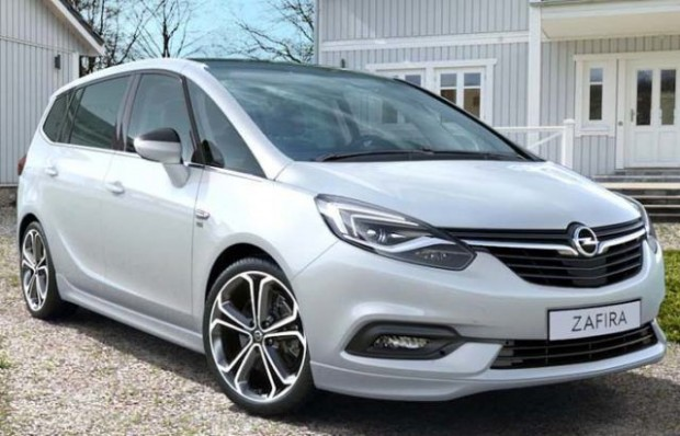 3 Opel Zafira First Spy Photos Volkswagen touran, Opel, Mini van - Opel Zafira Suv 2021