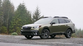 3 Subaru Outback Review  Price, features, specs and photos