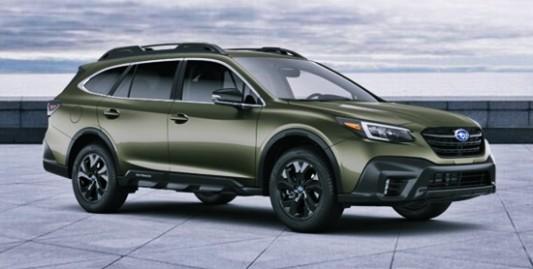 3 Subaru Outback Touring Price, Colors Subaru USA - 2021 Subaru Outback Exterior Colors