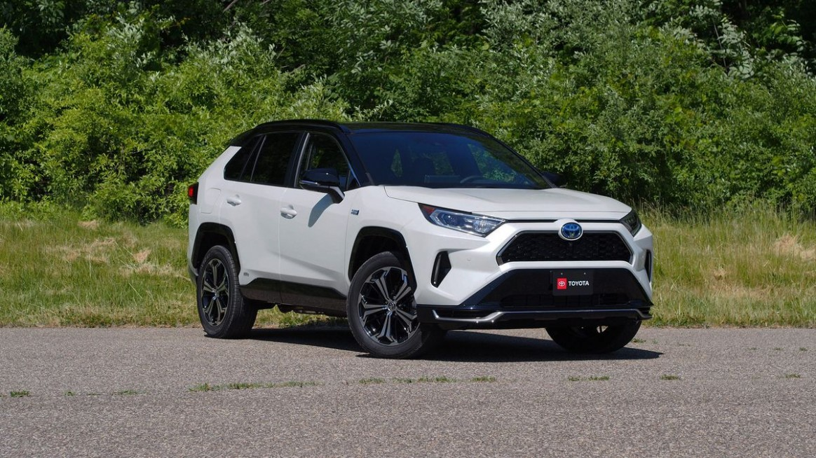 3 Toyota RAV3 Prime first drive review: Have your cake and eat