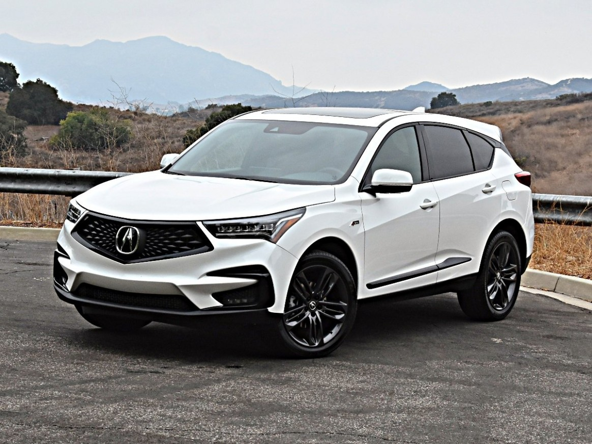 4 Acura RDX Review
