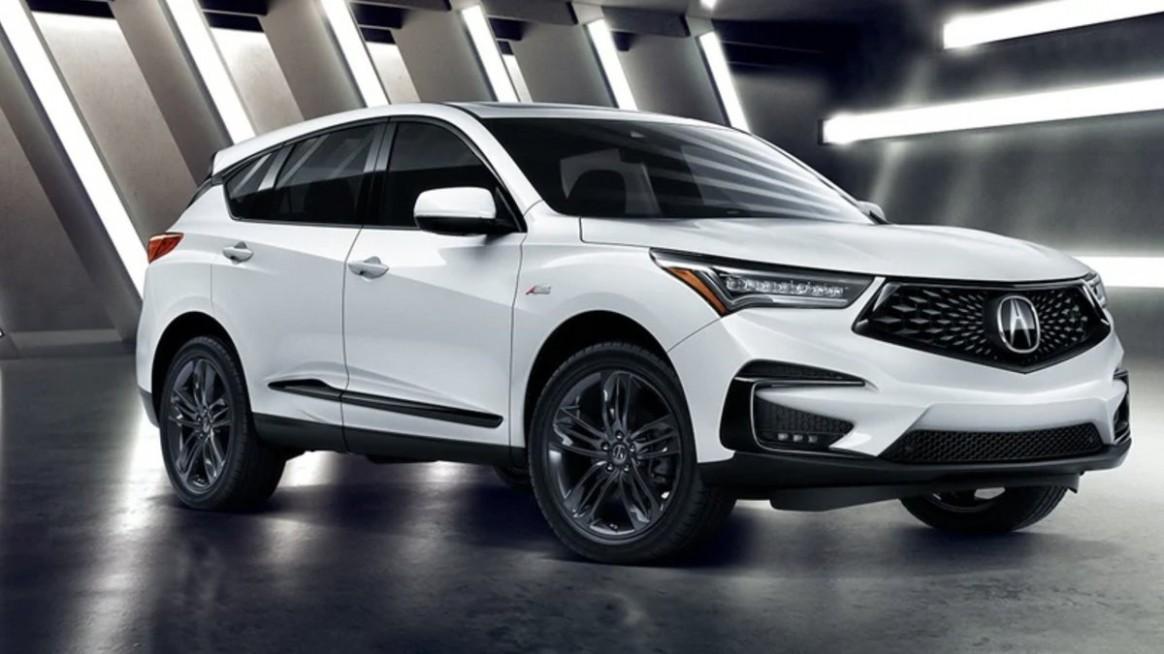 4 Acura RDX SH-AWD A-Spec Offers Good Value For Luxury SUV - 2021 Acura Rdx Aspec