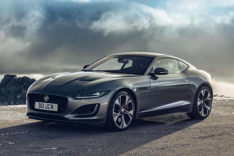 4 Jaguar F-Type Coupe: Review, Trims, Specs, Price, New - Jaguar Coupe 2021