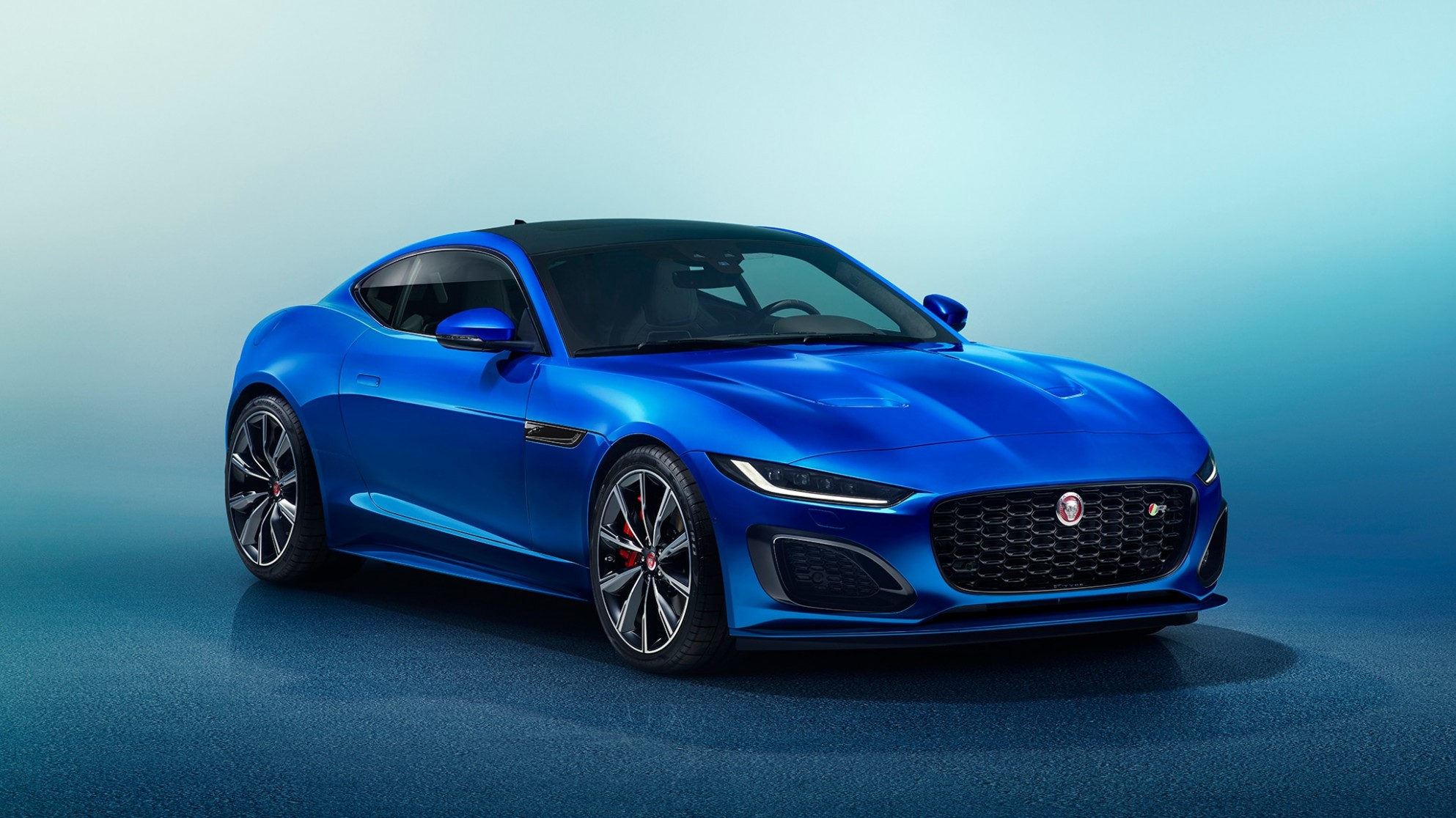 4 Jaguar F-Type First Look: Meaner on the Inside and Out - Jaguar Coupe 2021