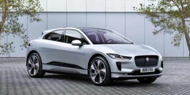 4 Jaguar I-Pace Gets Updated Technology, Charging Capabilities - Jaguar I Pace 2021 Model