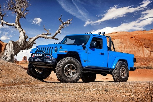 4 Jeep Gladiator Hercules: Specs, Price And Release Date