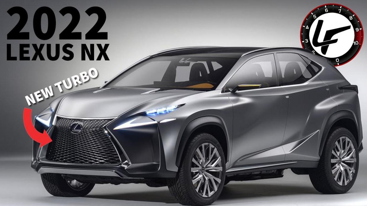 4 Lexus NX redesign gets NEW details - Lexus Nx 2021 Model