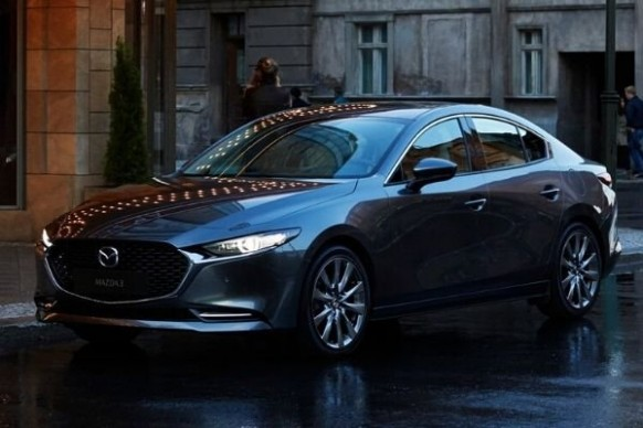 4 Mazda4 is hinted to come out with turbocharged engine - Mazda 3 2021 Philippines