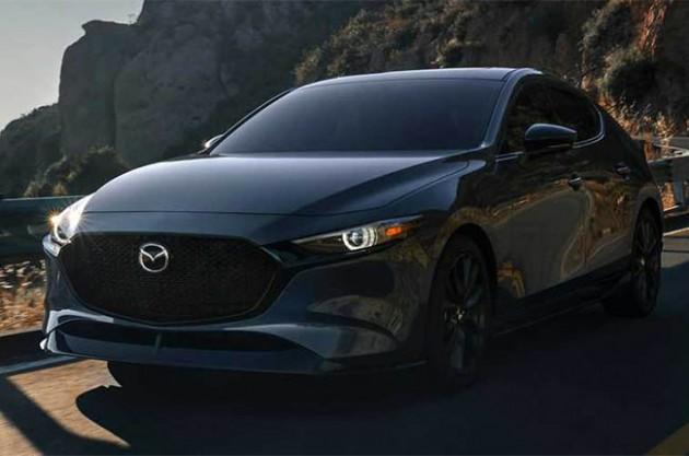 4 Mazda4 turbo revealed for the US market  Autodeal