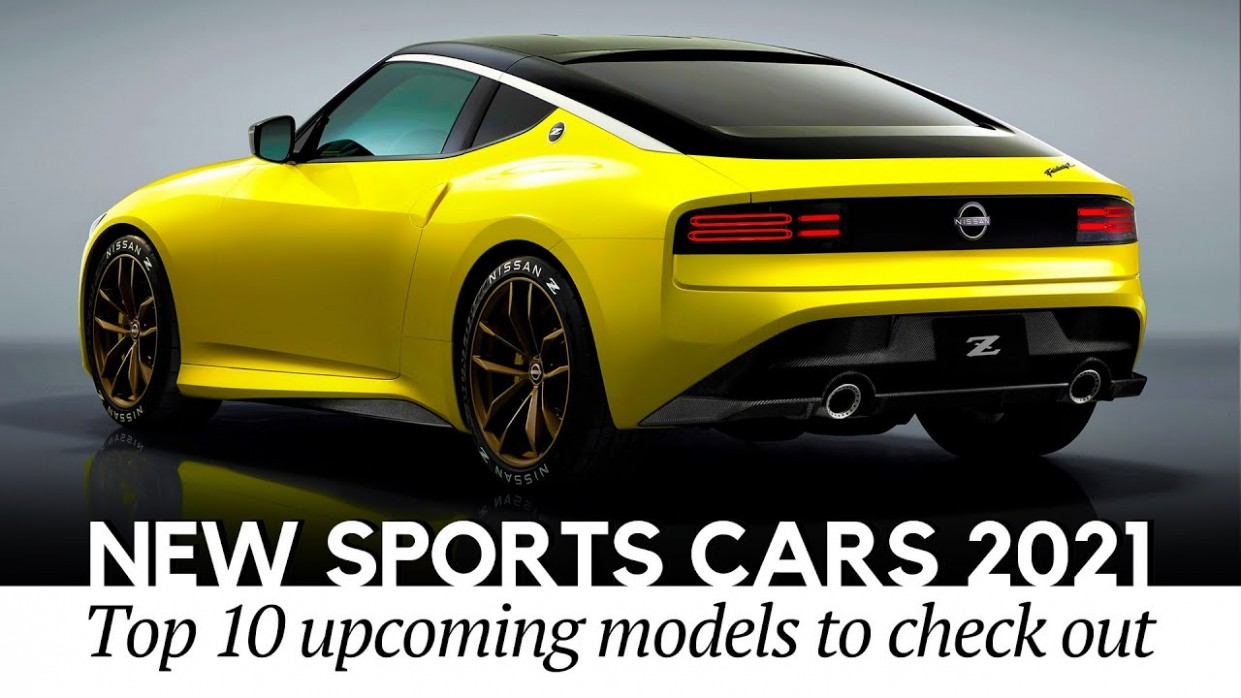 4 New Sports Cars with Inside-out Performance Upgrades (Estimated Prices in 4) - new sport car 2021