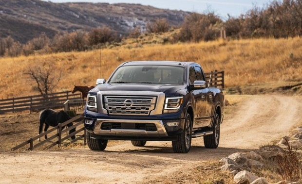 4 Nissan Titan XD Changes and Expectations - 4-4 Pickup