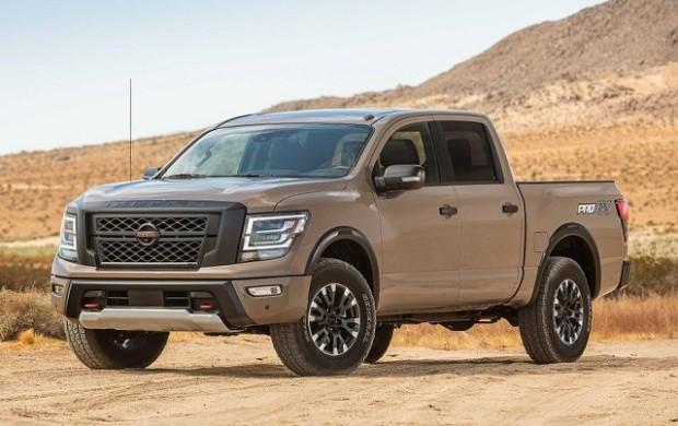 4 Nissan Titan: XD, Specs, Release Date - Pickup Truck News - 2021 Nissan Titan Updates