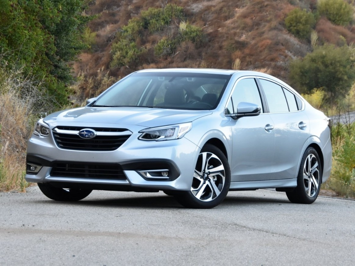 4 Subaru Legacy Review - Subaru Legacy Gt 2021