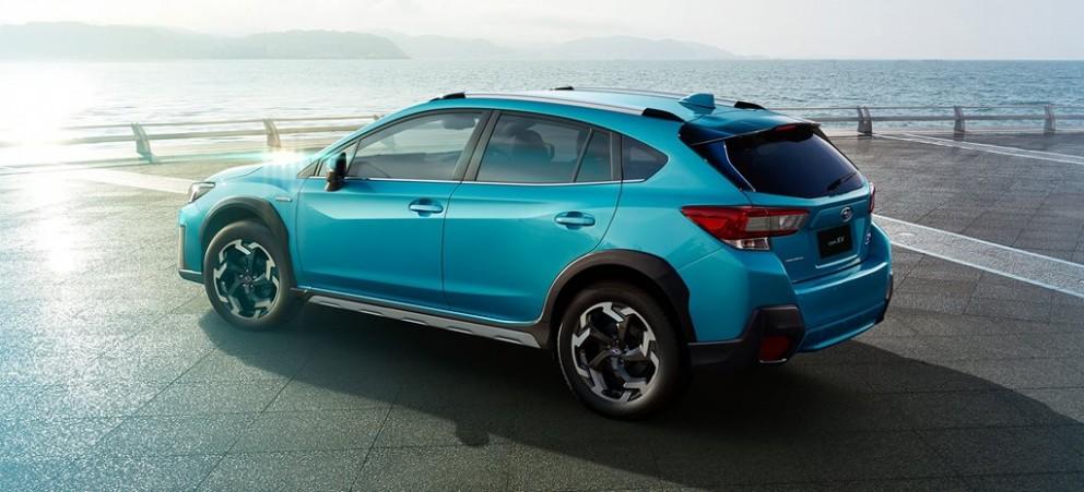 4 Subaru XV SUV scores mid-life update - Subaru Xv Hybrid 2021