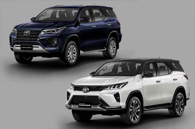 4 Toyota Fortuner facelift breaks cover: New design, features