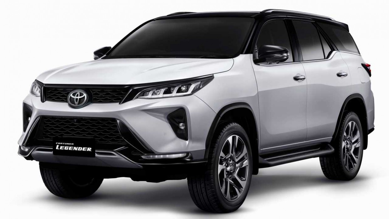 4 Toyota Fortuner Revealed With More Power And Technology - Toyota New Fortuner 2021