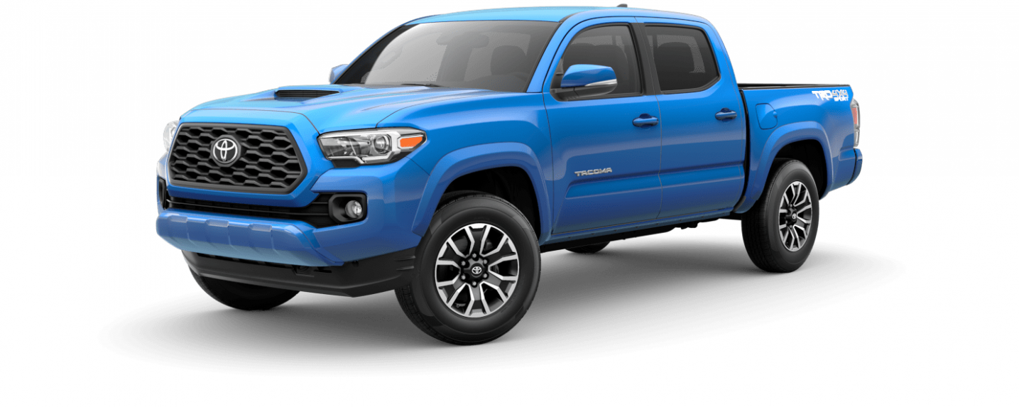 4 Toyota Tacoma Pickup  Built for the Endless Weekend