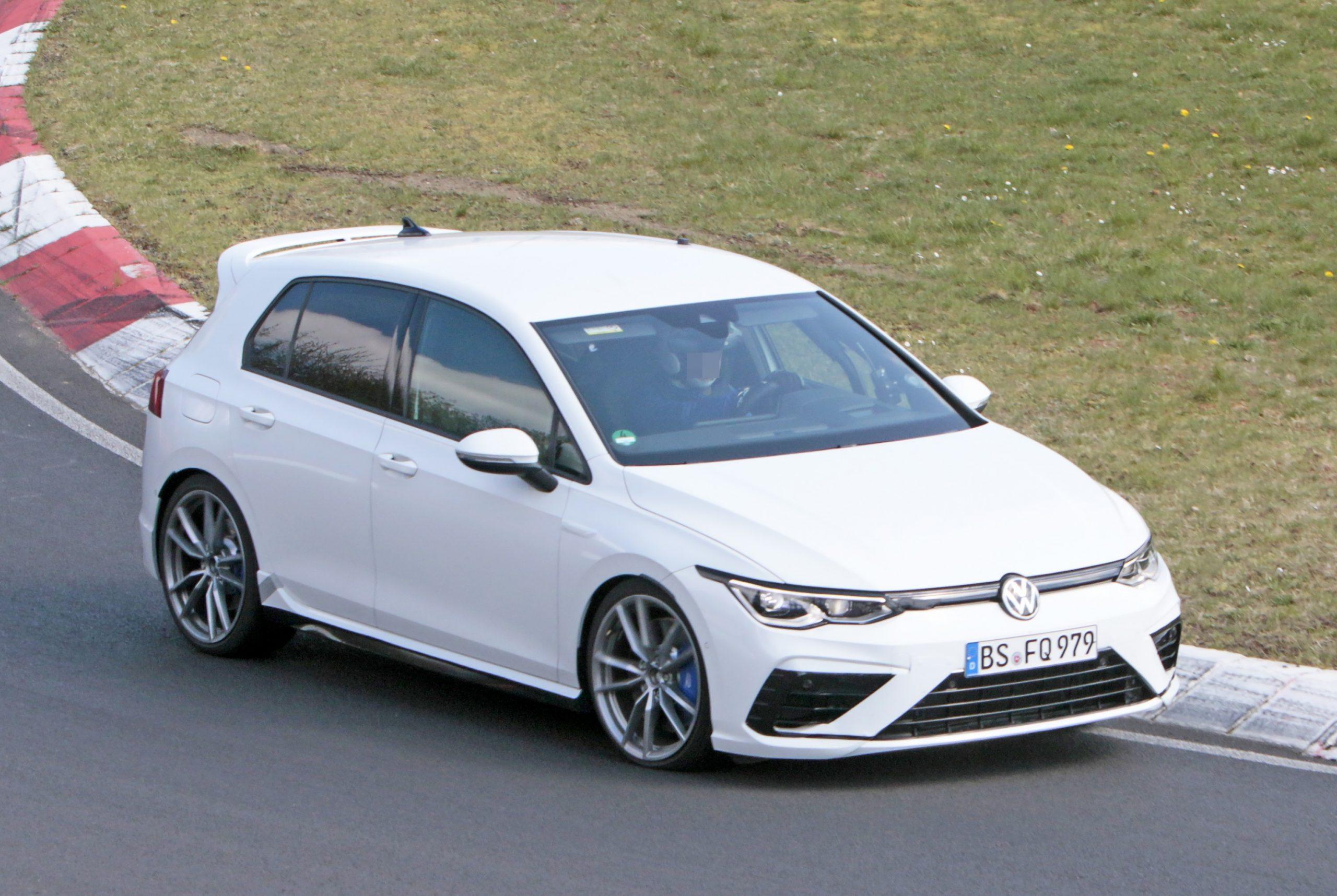 4 Volkswagen Golf R Mk4 - 2021 Volkswagen Golf Mk8