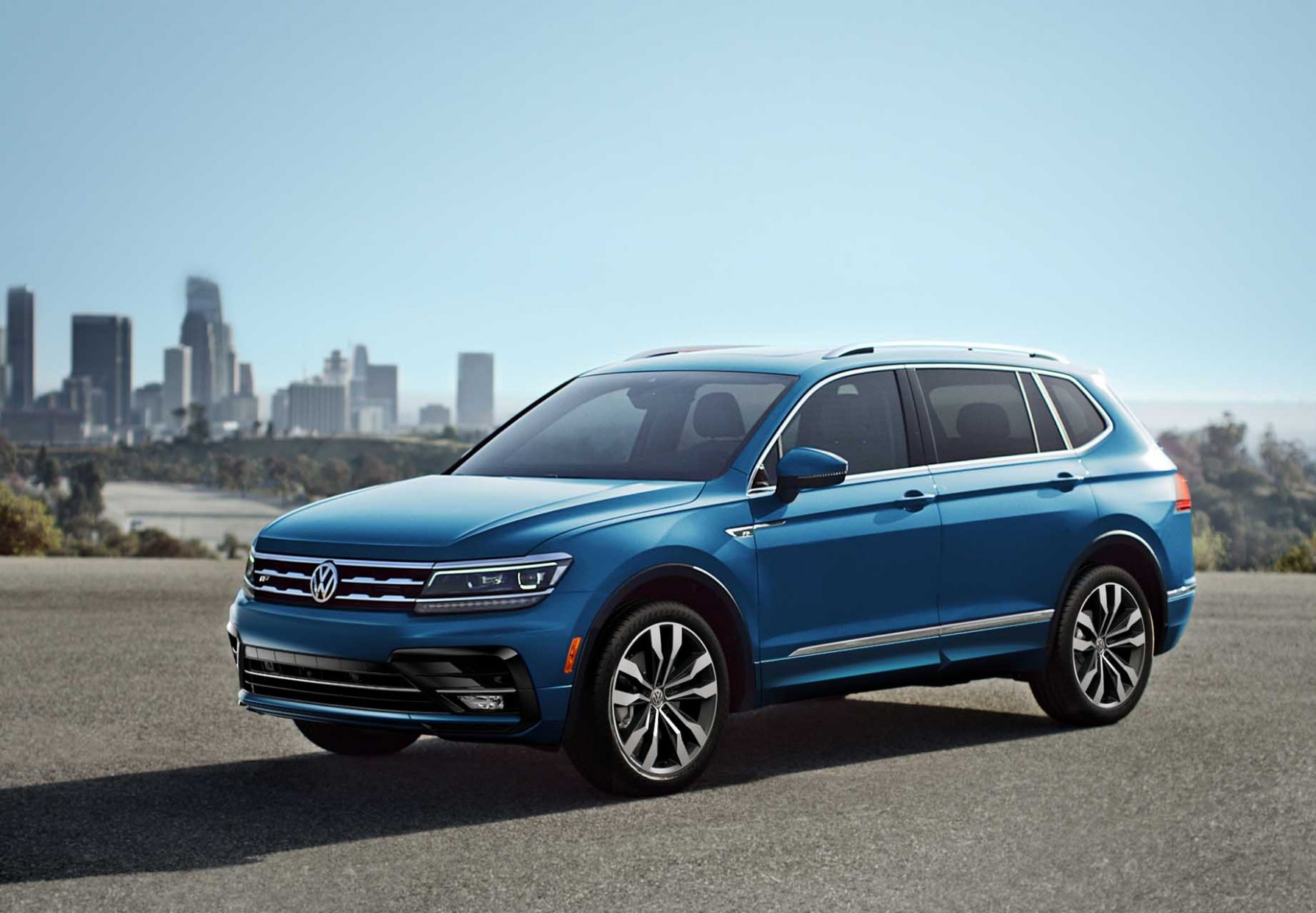 4 Volkswagen Tiguan (VW) Review, Ratings, Specs, Prices, and - Volkswagen Suv 2021