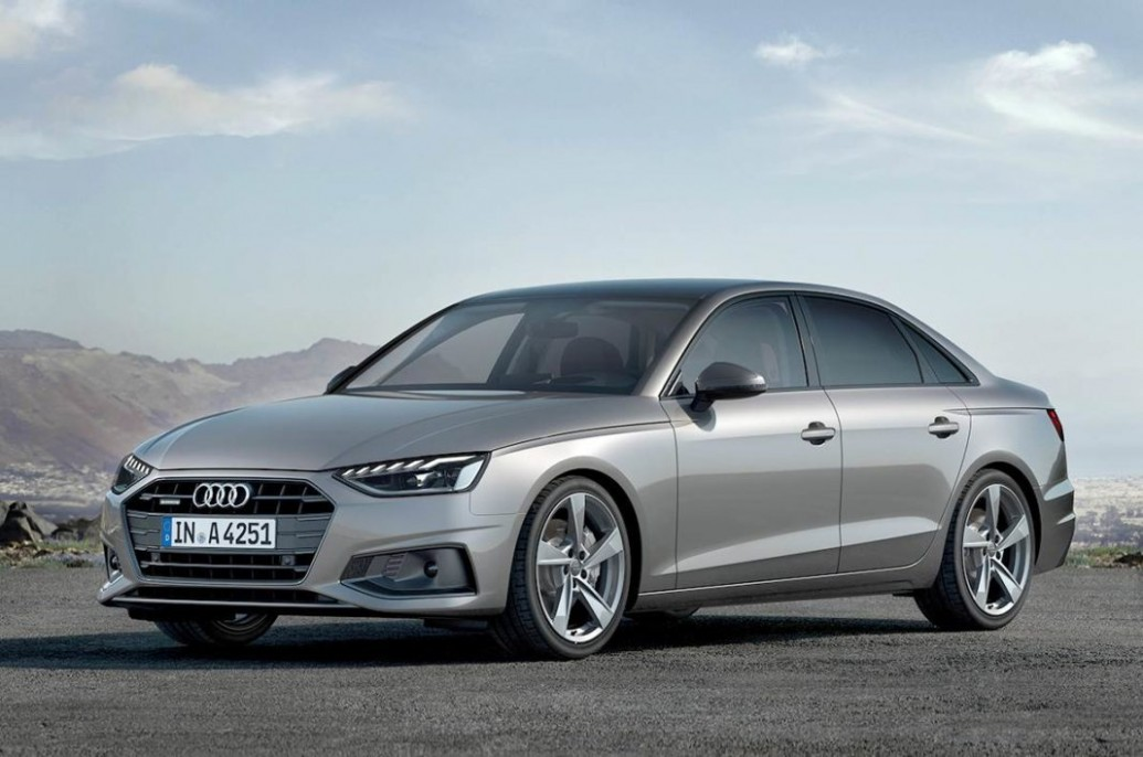 5 Audi A5 Facelift Launch Next Week - 5 Things To Know - Audi Facelift A4 2021