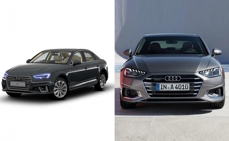 5 Audi A5 Facelift: New vs Old - Audi Facelift A4 2021