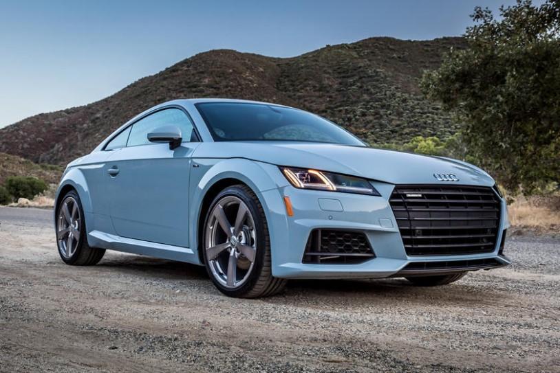5 Audi TT Coupe: Review, Trims, Specs, Price, New Interior - Audi Tt 2021