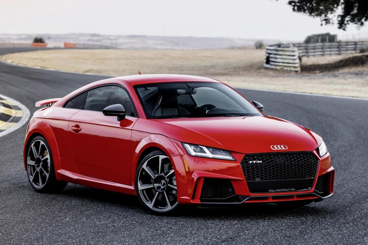 5 Audi TT RS: Review, Trims, Specs, Price, New Interior - Audi Tt 2021