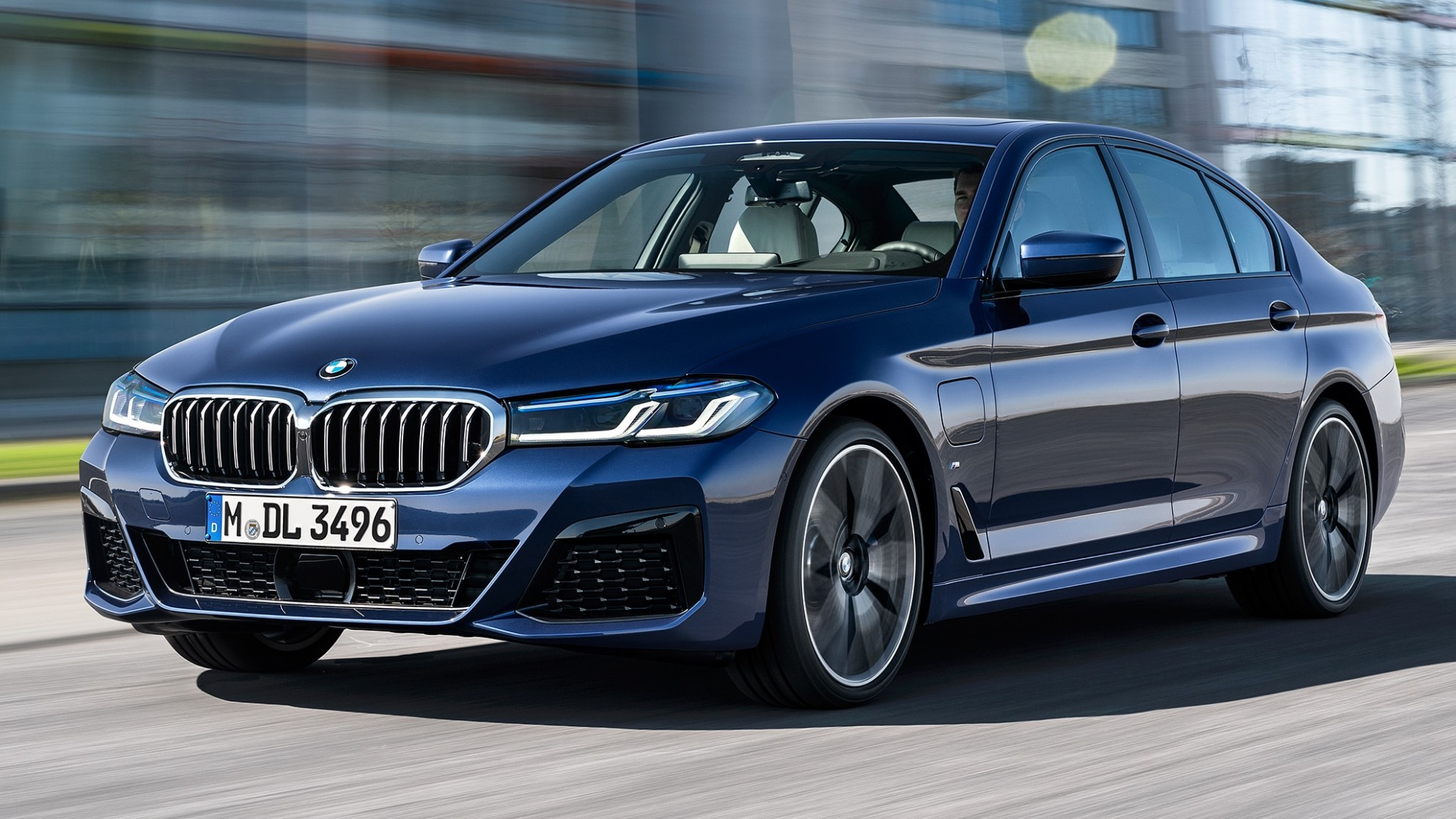 5 BMW 5 Series First Look: Five for Fighting - BMW New 5 Series 2021
