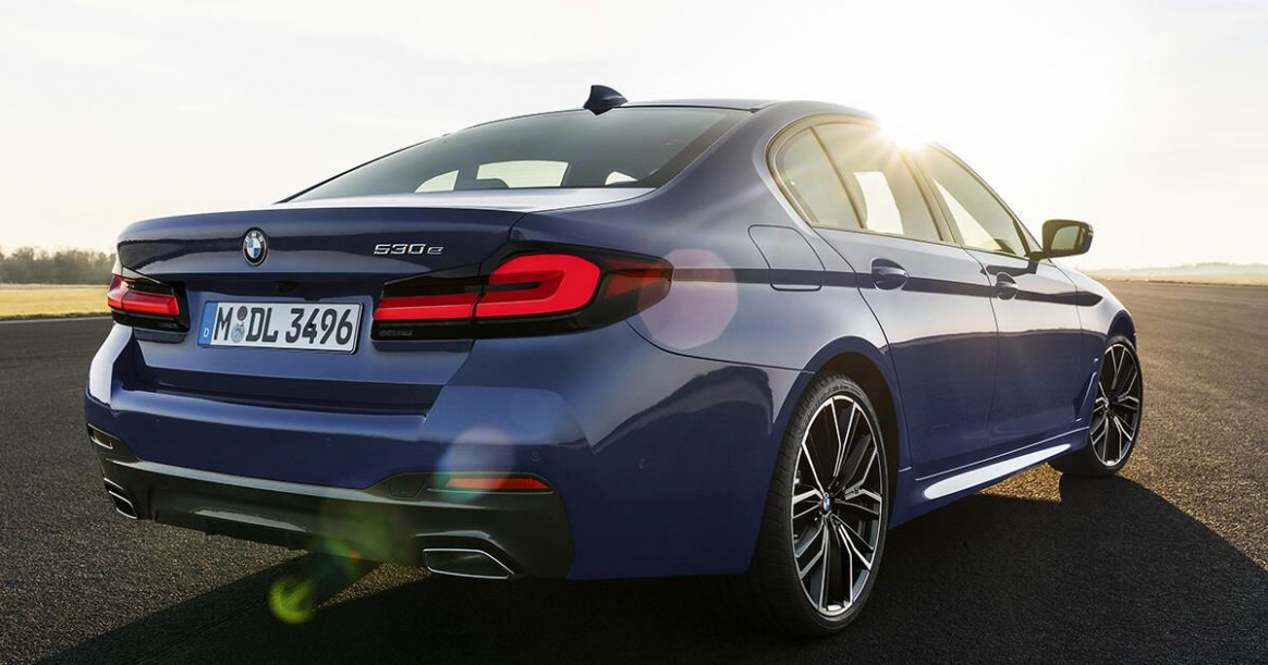5 BMW 5 Series: Now with more hybrid - Roadshow - BMW New 5 Series 2021