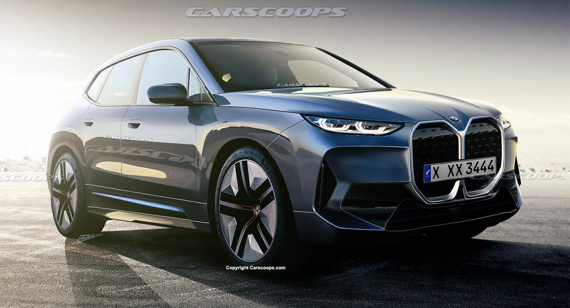5 BMW iX: Everything We Know About The iNext Tesla-Fighting - BMW Truck 2021