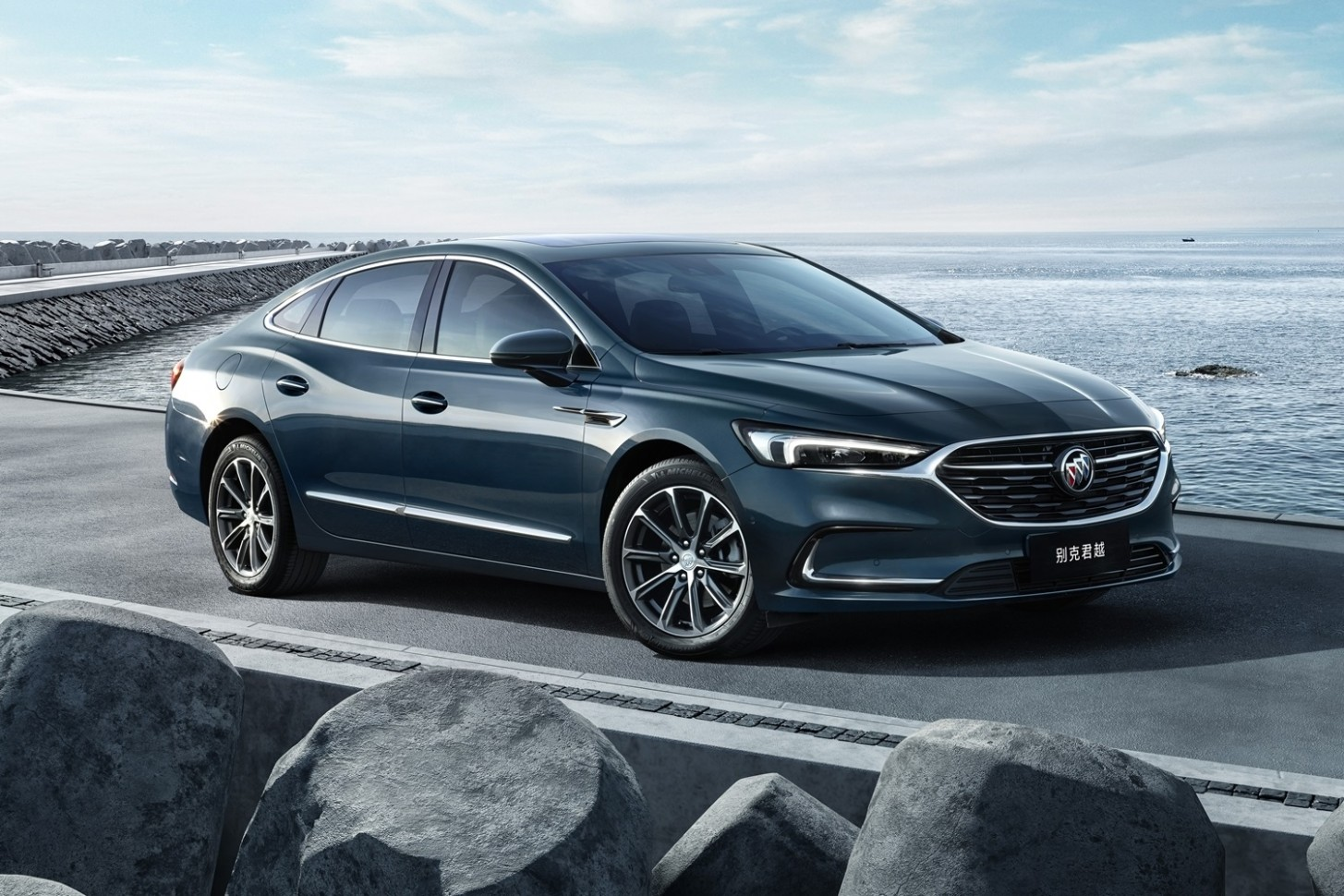 5 Buick LaCrosse Gets More Refined Than Ever  GM Authority
