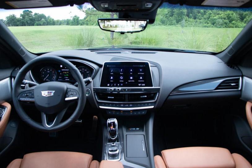 5 Cadillac CT5 Interior Review - Seating, Infotainment - 2021 Cadillac Ct5 Interior