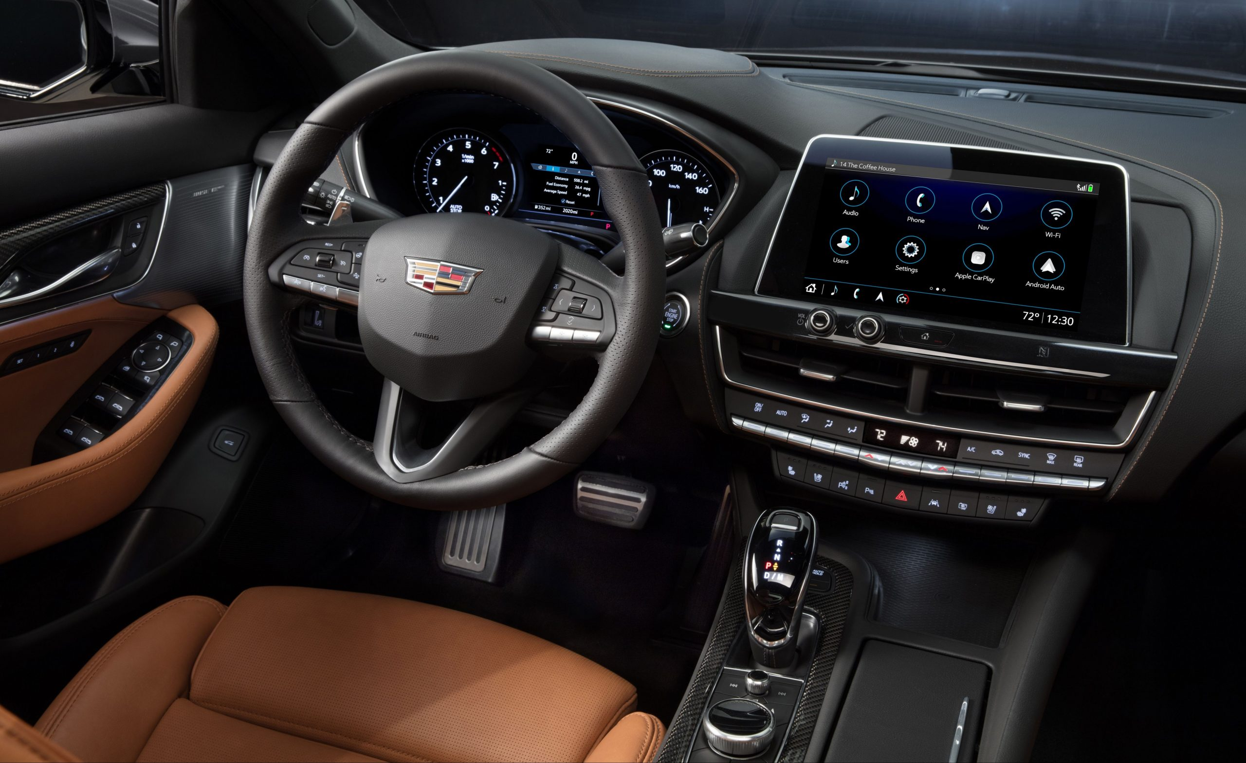 5 Cadillac CT5 Review, Pricing, and Specs - 2021 Cadillac Ct5 Interior