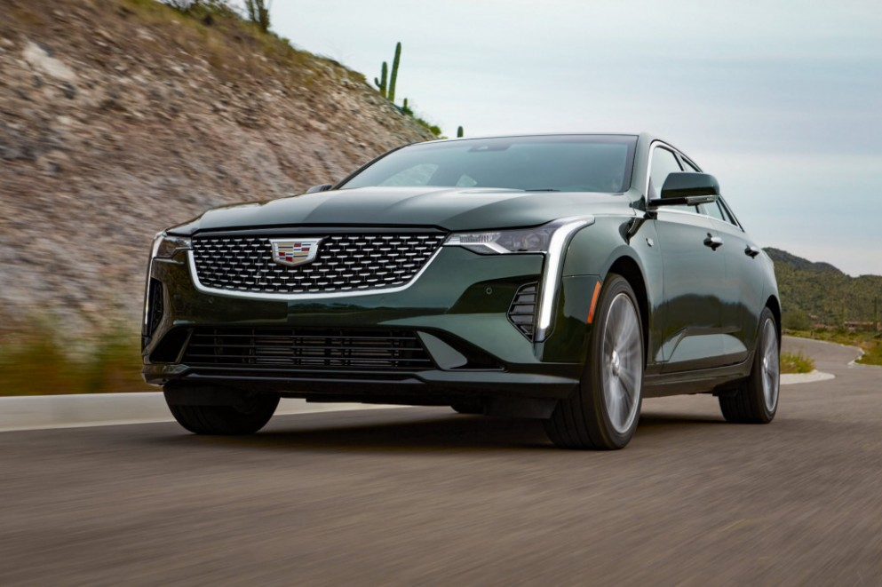 5 Cadillac CT5 Review, Ratings, Specs, Prices, and Photos - The - Cadillac Ct4 2021