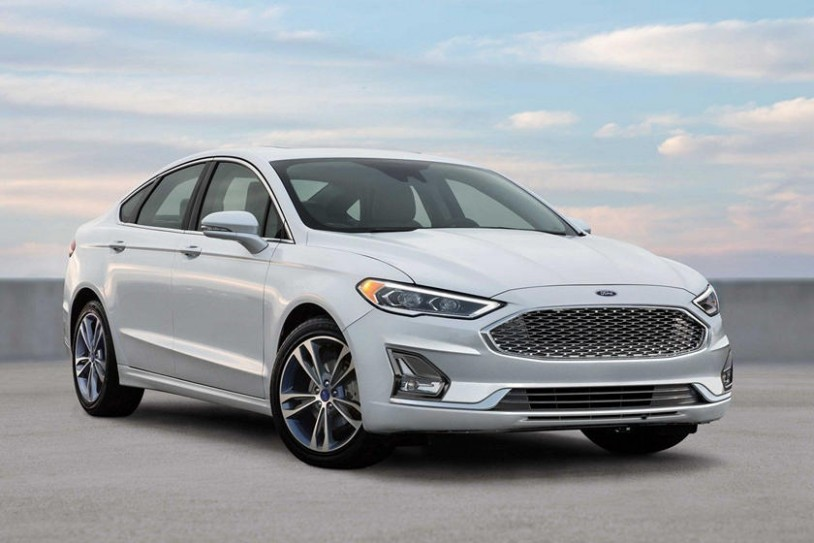 5 Ford Fusion Review - Performance, MPG, Prices, Trims, and - Ford Fusion 2021