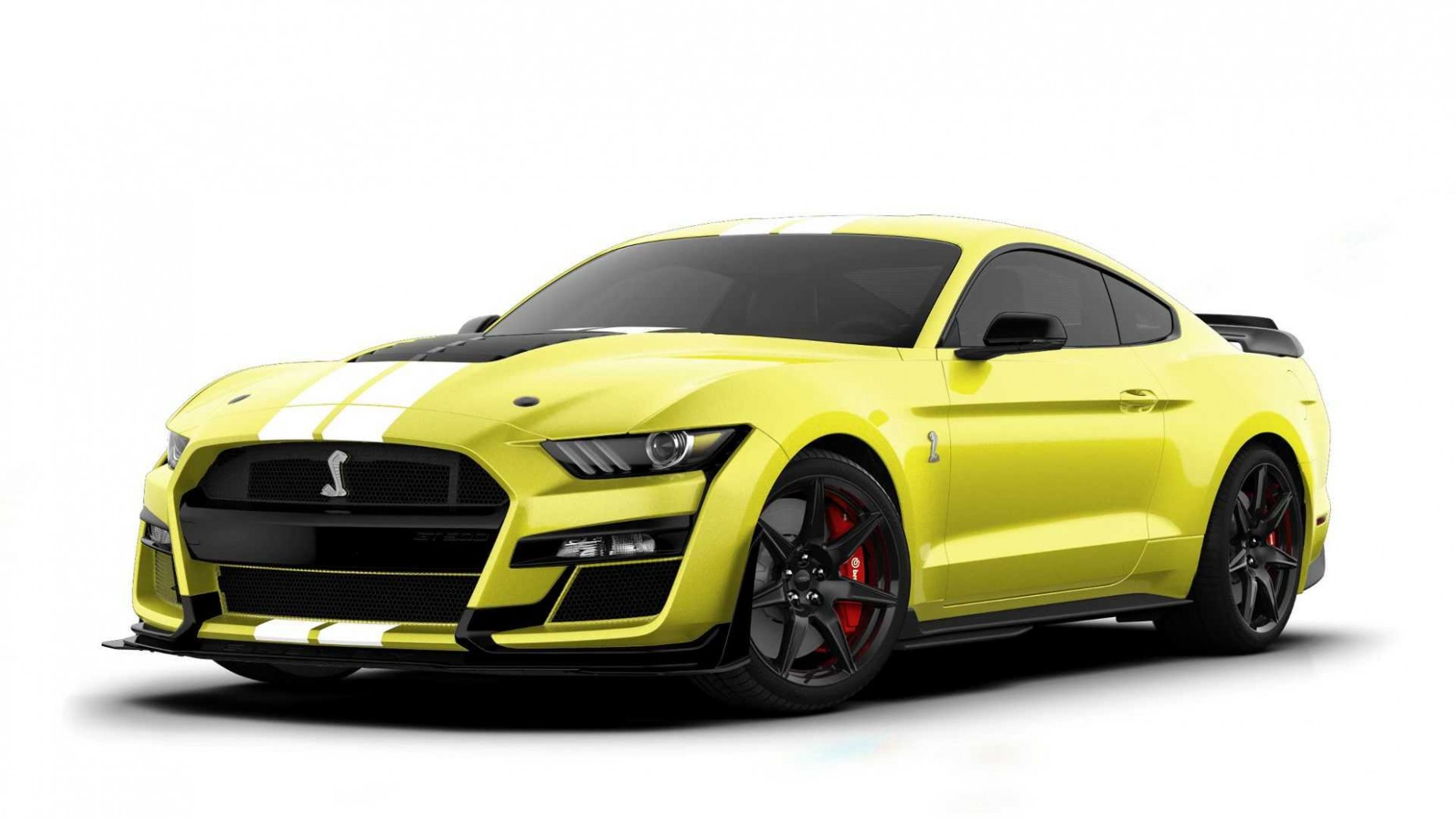 5 Ford Mustang Shelby GT5 Updated With Bold New Colors, Options - Ford Gt500 Specs 2021
