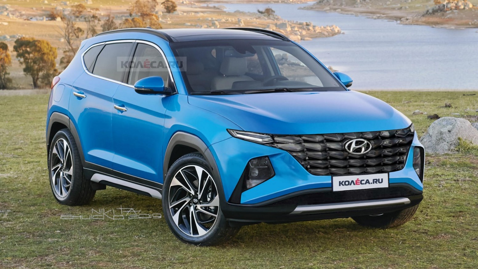 5 Hyundai Tucson Will Look Radically Different CarBuzz - Hyundai Tucson Redesign 2021