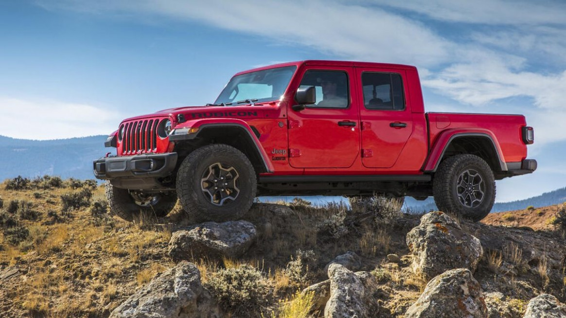 5 Jeep Gladiator diesel is ready for rocks with 5 pound-feet - Price For 2021 Jeep Gladiator