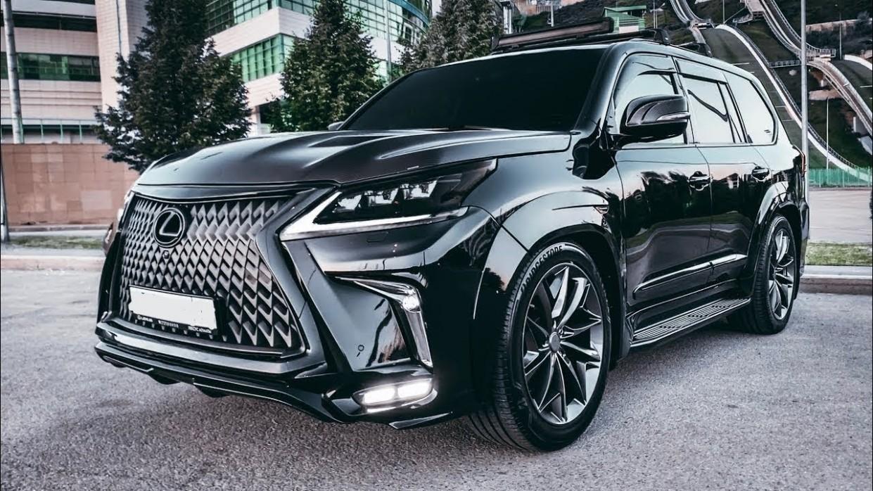 5 LEXUS GX 5 Walkaround Luxury SUV - Lexus Gx Body Style Change 2021