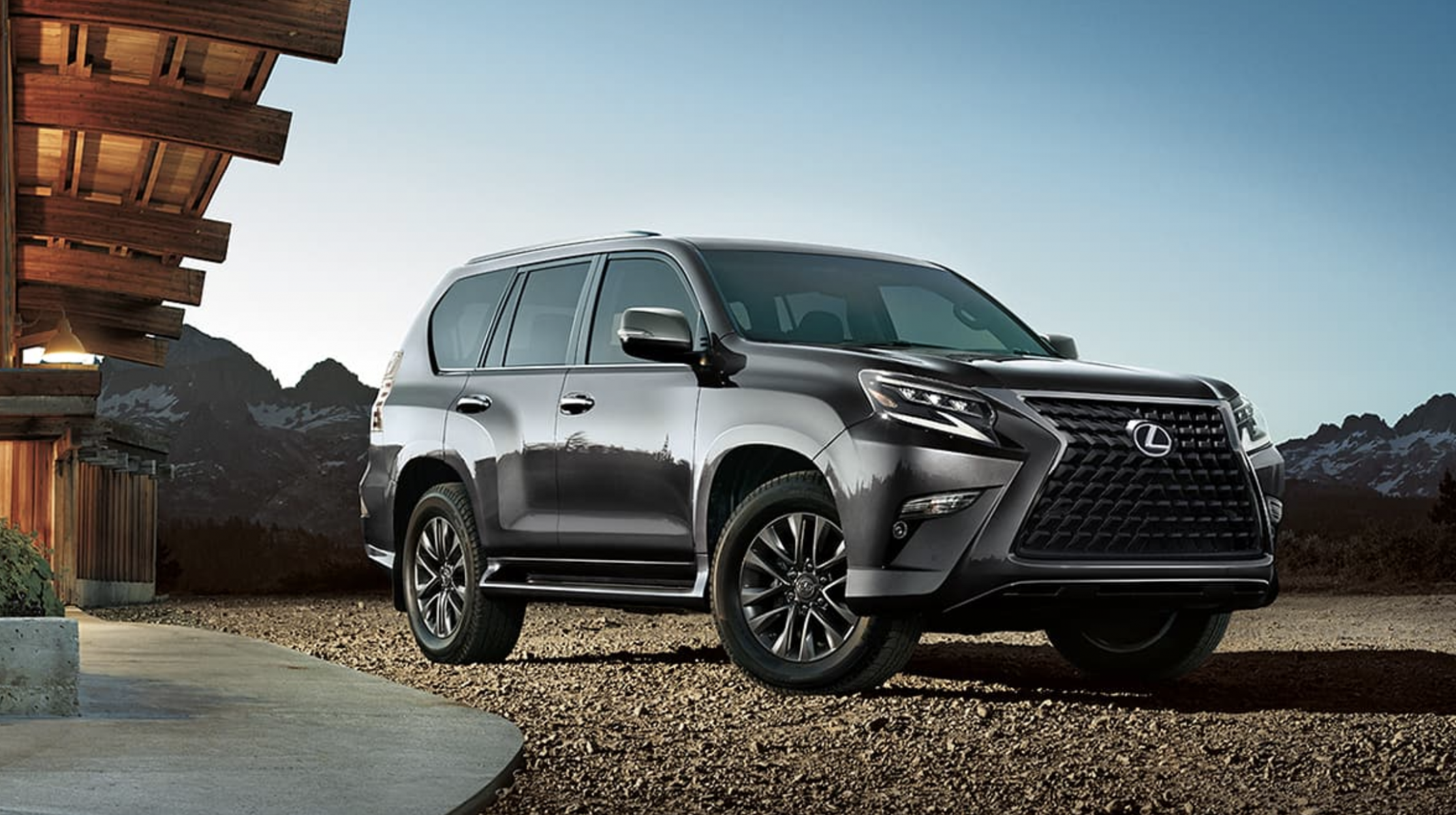 5 Lexus GX Review, Pricing, and Specs - Lexus Gx Body Style Change 2021