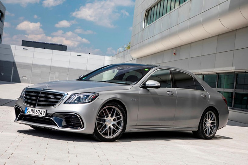 5 Mercedes-AMG S5 Sedan: Review, Trims, Specs, Price, New