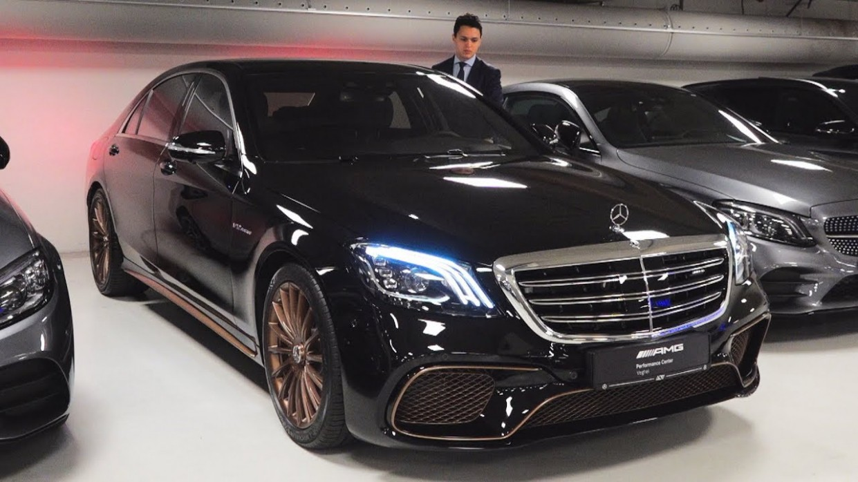 5 Mercedes S5 AMG - V5 Final S Class FULL Review 5MATIC + Sound Interior Exterior Infotainment - 2020 mercedes s65 amg